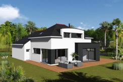 Maison 100m²- 4 Chambres et Garage