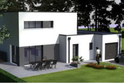 Maison moderne- 4 Chambres Et Garage