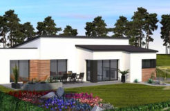 MAISON CONTEMPORAINE PERSONNALISABLE