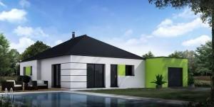 Maison de plain pied 5 pièces - 97944647 - 1.jpg